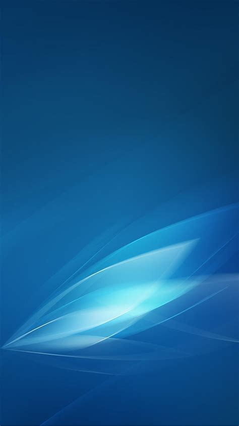 Android Home Screen Blue Wallpaper Hd by Abstract Blue Best Htc One Wallpapers Free And Easy To