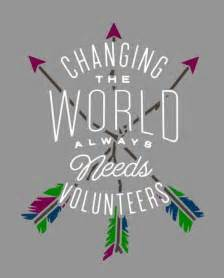 Quotes About Volunteers