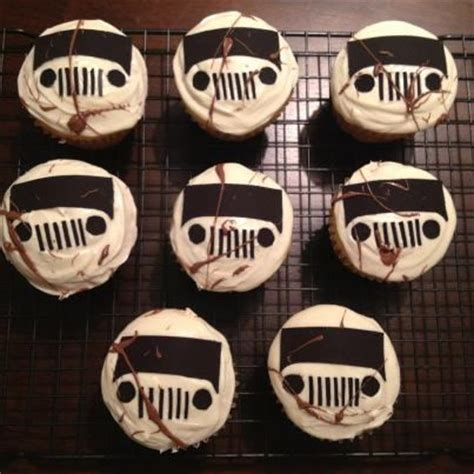 jeep cupcake cake jeep cupcakes cake ideas and designs