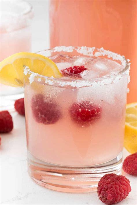 berry lemonade margaritas crazy  crust