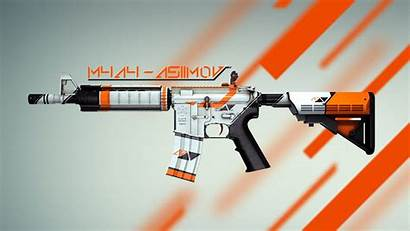 Cs Skin Asiimov Strike Counter Global Offensive