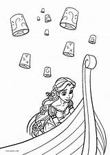 Coloring Pages Tangled Printable Cool2bkids Printables Books Candid sketch template