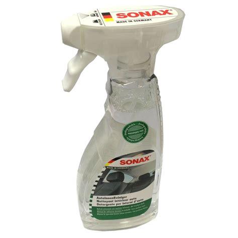Prodotti Per Tappezzeria Auto by Detergente Pulitore Per Interni Sonax Vendita