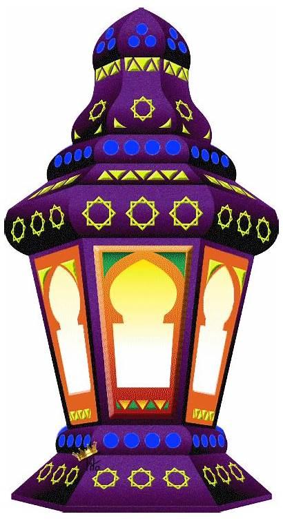 Ramadan Lantern Eid Kareem Mubarak Lanterns Paper