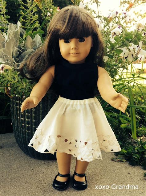 lacy diy doll clothes allfreesewingcom