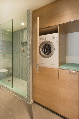 Bathroom Design With Washer And Dryer by Get Here Washer And Dryer In Bathroom Designs Zachary