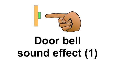 door sound effect door bell sound effect 1