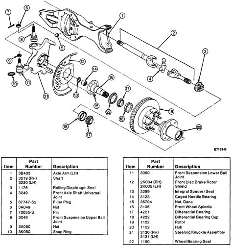 1995 Ford Ranger Wiring Diagram Vs by 1995 Ford F 150 4x4 Automatic Locking Hub Diagram Wiring