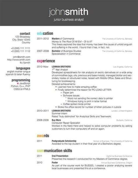 11592 well designed resumes well designed friggeri resume cv things to write