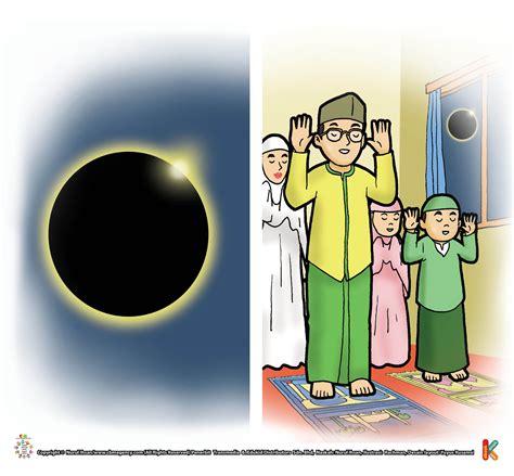 Bagaimana panduan shalat gerhana bulan mulai dari tata cara hingga niatnya? Kata Nabi, Shalat Gerhana Matahari atau Gerhana Bulan ...