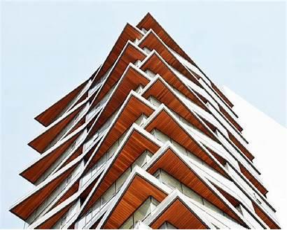 Siding Facade Level Technowood System Residence Wood