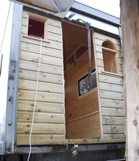 ideas for remodeling bathroom a cer out of a hippie trailers