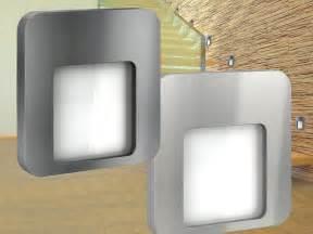 wandeinbauleuchten treppe wandeinbauleuchte led 230v glas pendelleuchte modern