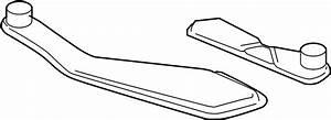Oldsmobile Aurora Transmission Filter  Liter  Kit  Engine