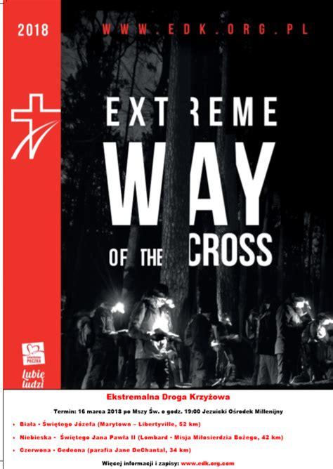 ekstremalna droga krzyżowa szkolaswblazeja
