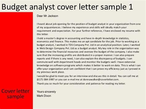 resume exle budget analyst resume sle financial