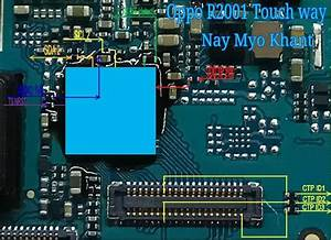 Oppo R2001 Yoyo Touch Screen Not Working Problem Solution