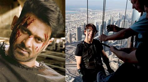 Before Prabhas In Saaho Tom Cruise Performed A Death