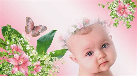 Baby Wallpapers Wallpaper Cave