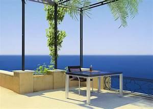 prix d39une terrasse en beton au m2 tous les couts et devis With prix d une terrasse beton