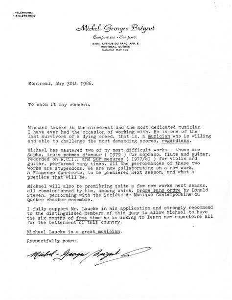File:Renowned Canadian Composer Brégent ~ Letter For