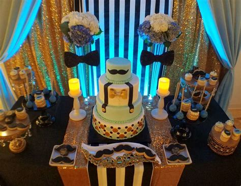 Bow Tie Baby Shower Ideas - mustache bow tie baby shower theme baby shower
