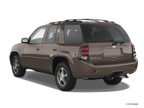 2008 Chevrolet Trailblazer Prices, Reviews And Pictures