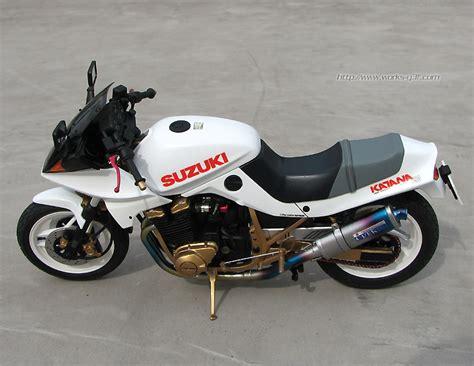 06 Suzuki Katana 600 by Transfer Acct Sbn Motorcycle Pictures Suzuki 1995 Suzuki