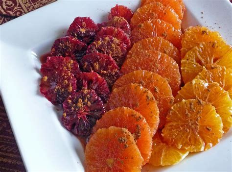 orange desserts moroccan orange dessert recipe dishmaps