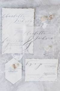 postcards and pretties pretty details rag paper stationery With rag paper wedding invitations