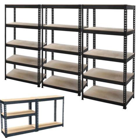 Details About New Tier Metal Shelving Shelf Storage Unit