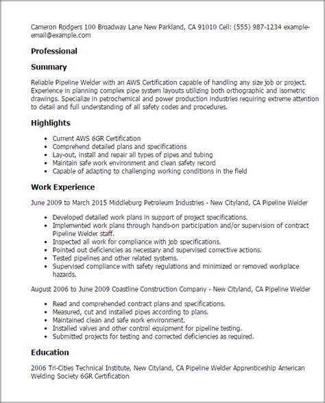 sle work experience resume stick welder resume sales