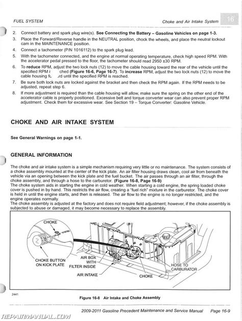 what is the best auto repair manual 2009 chevrolet silverado 3500 windshield wipe control 2009 2011 club car gasoline precedent maintenance and service manual