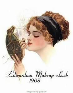 1000+ images about 1900s makeup on Pinterest   Edwardian ...