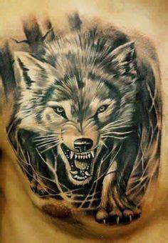 gallery  wolf snarling face tattoos pinterest