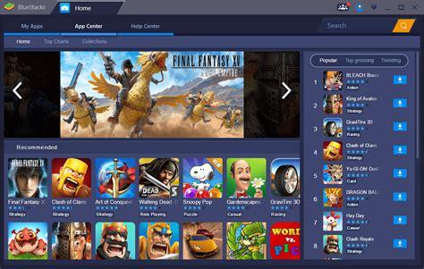 bluestacks  install apps games  apk