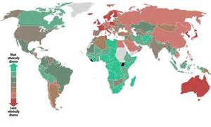 Worlds Apart Uganda Tops List Of Most Ethnically Diverse