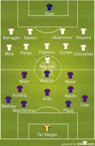 Copa Del Rey: Valencia vs Barcelona - Preview, TV Channel ...