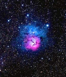 Constellation Trifid Nebula M20 (page 2) - Pics about space