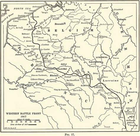 World War Trench Warfare
