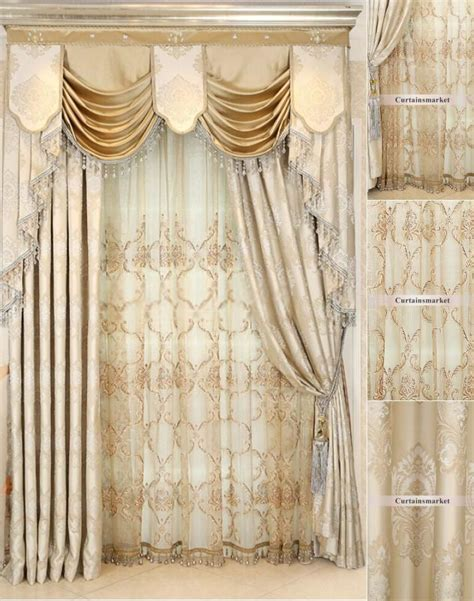 Elegant, modern, natural, coastal, country. Elegant Designed Room darkening curtains of light coffee | Curtains, Room darkening curtains ...