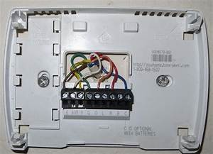 Honeywell Thermostat Rth7600 Wiring Diagram Th5220d1003