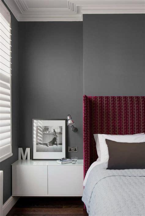 couleur murs chambre la couleur bordeaux un accent dans l intérieur contemporain