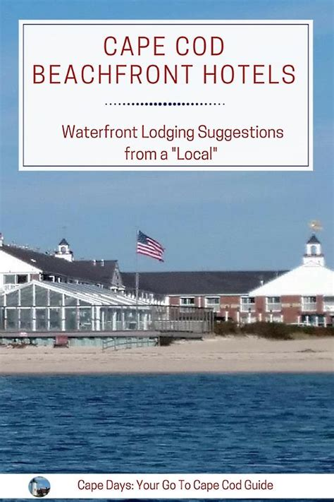 cape  beachfront hotels oceanfront lodging guide