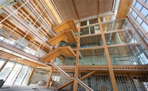 beautiful ubc centre for interactive research on sustainability cirs architects perkins
