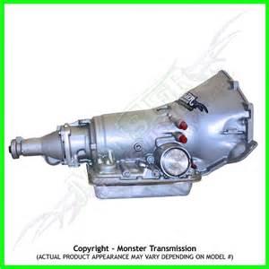 Heavy Duty 700R4 Transmission