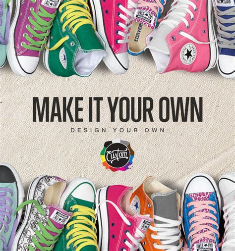 converse design your own converse chuck sneakers design your own