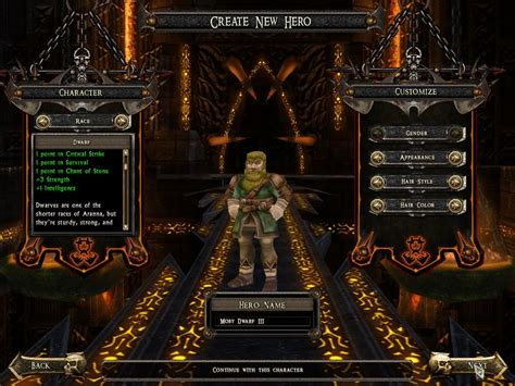 dungeon siege 3 best character dungeon siege ii broken screenshots for windows