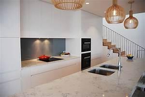 Couleur Cuisine Moderne : cuisine meuble cuisine moderne avec marron couleur ~ Melissatoandfro.com Idées de Décoration