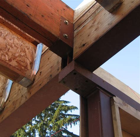 structure steel  steel home building  vancouver
